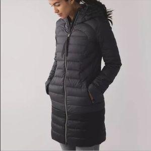 Lululemon 1X A Lady Puffer Long Parka Jacket Coat
